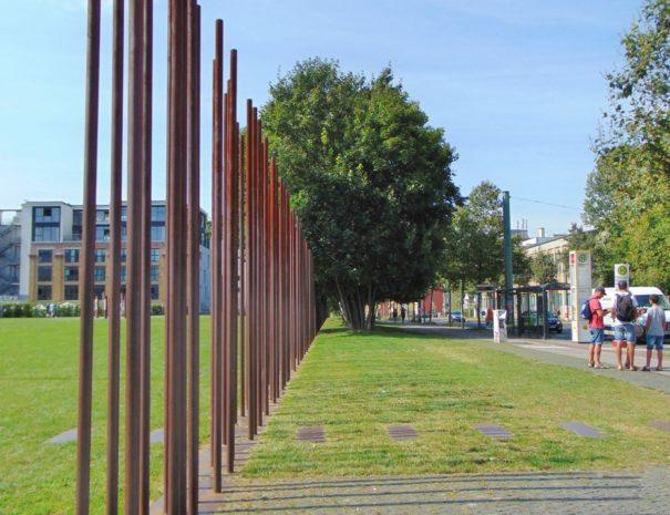 אתר ההנצחה של חומת ברלין - טיול חומת ברלין - הטיולים של נדב בברלין