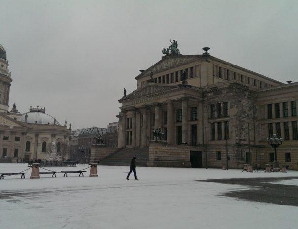 כיכר ג'נדרמנמרקט - טיול המיטב - הטיולים של נדב בברלין