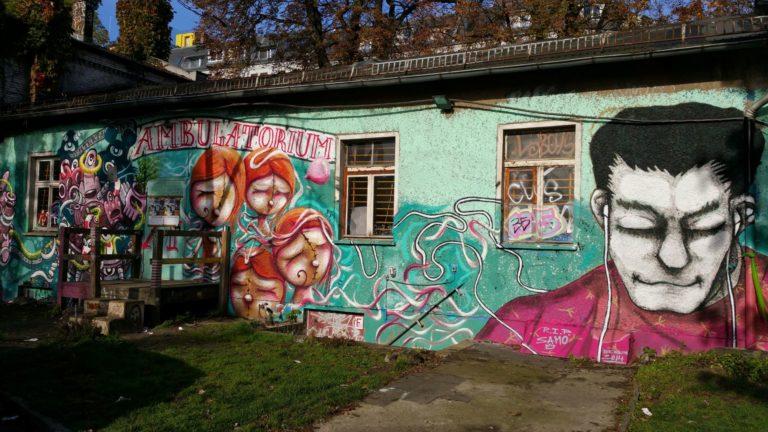 גרפיטי בברלין - הטיול האלטרנטיבי - הטיולים של נדב בברלין