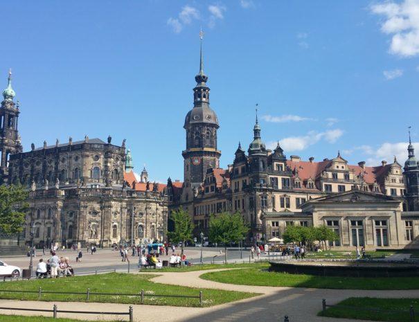העיר העתיקה של דרדן - הטיולים של נדב בברלין
