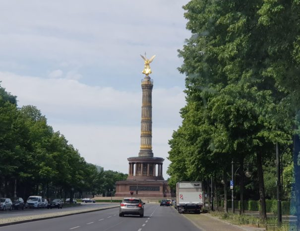 עמוד הניצחון בברלין - הטיולים של נדב