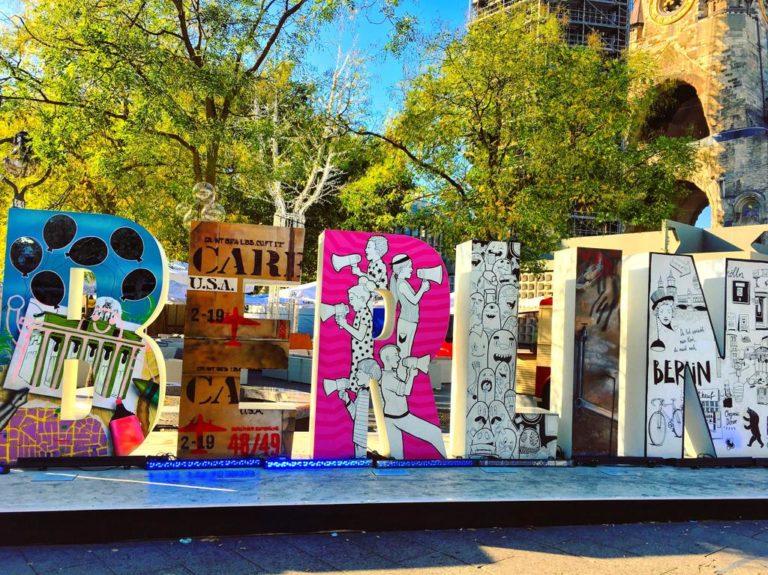 אומנות רחוב בברלין