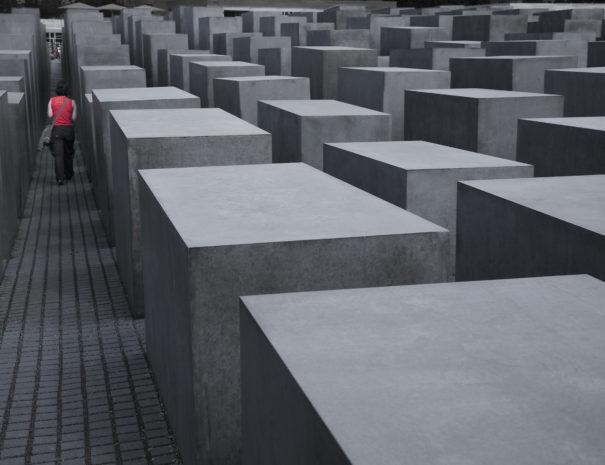 אנדרטת השואה - בברלין - הטיולים של נדב בברלין