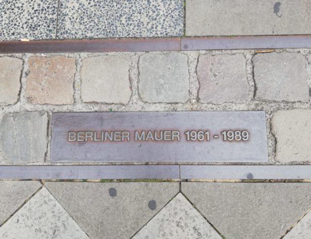 חומת ברלין גם במסלולים של הטיולים של נדב