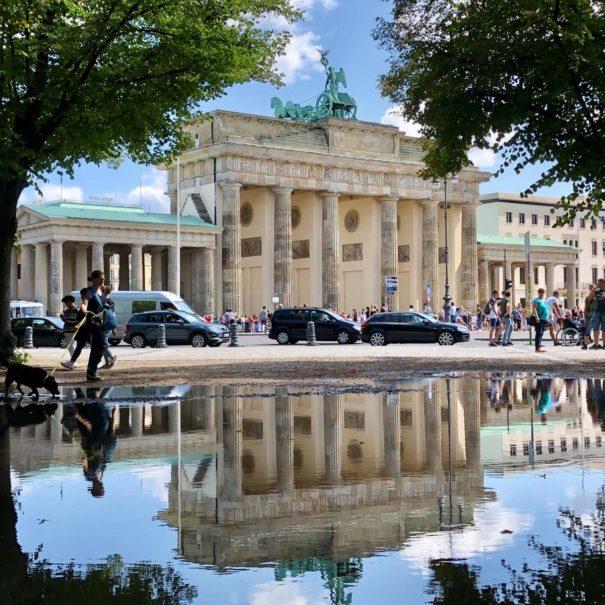אתר חובה - שער ברנדנבורג בטיול המיטב של ברלין של נדב