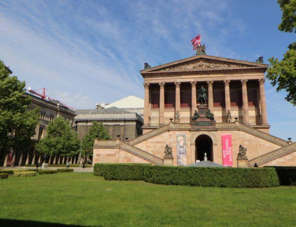 אי המוזיאונים - הטיולים של נדב בברלין