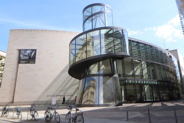 מיזיאון ההסטוריה הגרמנית - הטיולים של נדב בברלין