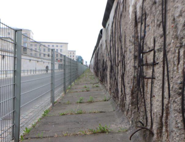 חומת ברלין - הטיולים של נדב