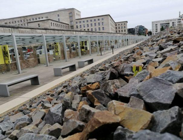 הטופוגרפיה של טרור ובית האוויריה של הרמן גרינג - הטיולים של נדב בברלין