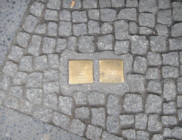 אבני נגף בברלין - הטיול הידודי - הטיולים של נדב בברלין