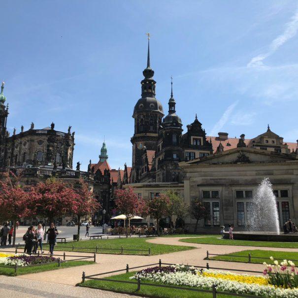 דרדזן - העיר העתיקה - הטיולים של נדב בברלין