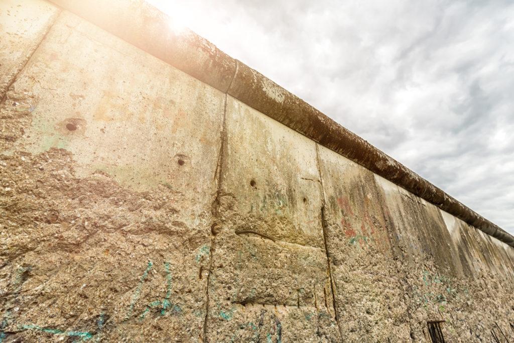 חומת ברלין - הטיולים של נדב בברלין