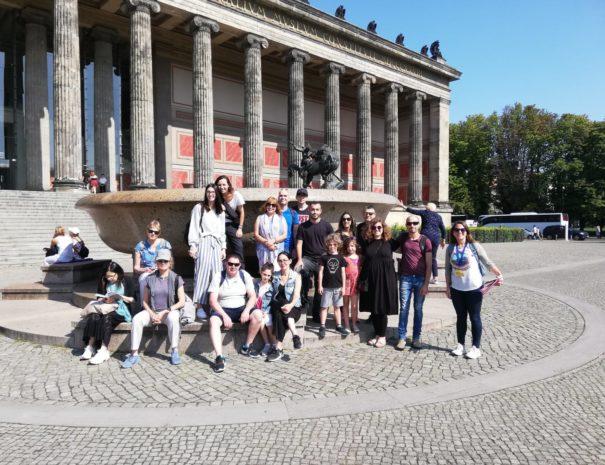 מטיילים בברלין - הטיולים של נדב בברלין