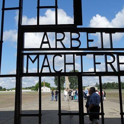 אתר הההנצחה של מחנה הריכוז זקסנהאוזן