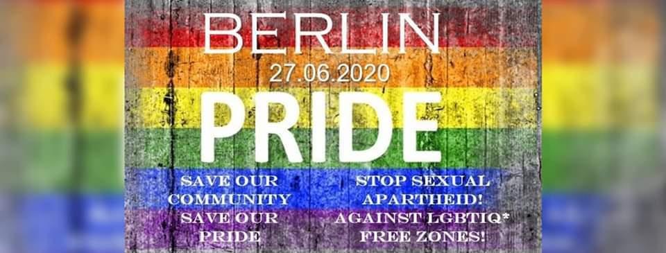 מצעד הגאווה 2020 פוסטר