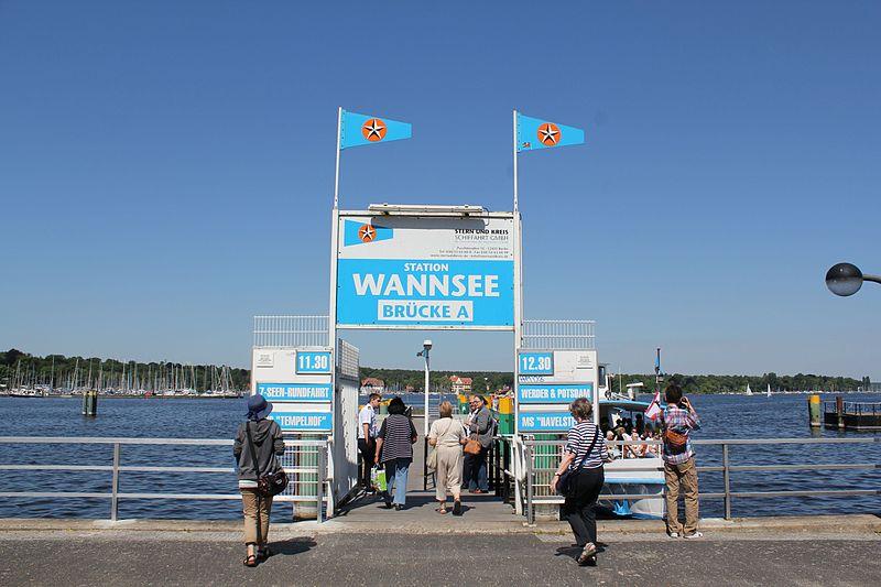 תחנת המעבורת בוואנזה - הטיולים של נדב בברלין
