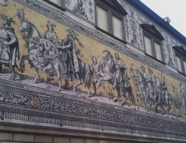 העיר העתיקה של דרזדן - הטיולים של נדב